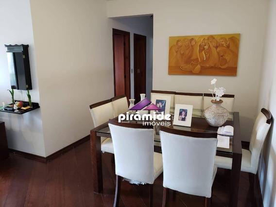 Apartamento Com 4 Dormitórios À Venda, 110 M² Por R$ 650.000,00 - Vila Adyana - São José Dos Campos/sp - Ap11452