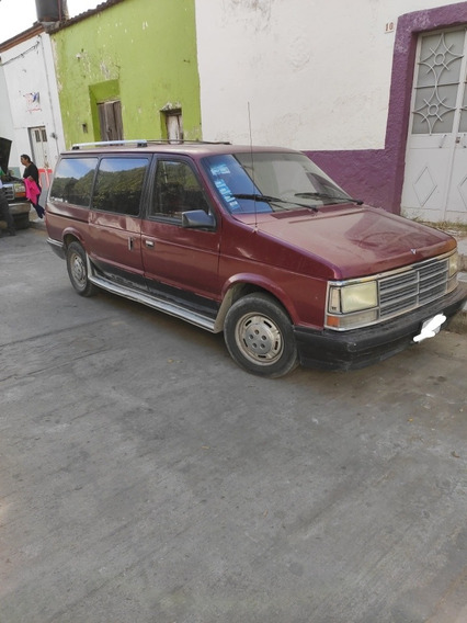 Chrysler Grand Caravan 1990