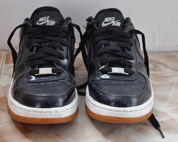 Zapatillas Nike Air Force 1 07 Prm Black - Mujer
