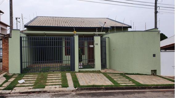 Casa Em Monte Mor -vista Alegre