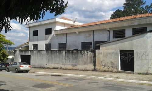 Galpão À Venda, 500 M² Por R$ 1.800.000,00 - São Luiz - Itu/sp - Ga0020