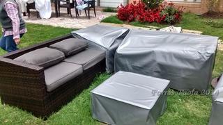 Forros Fundas Impermeables Muebles Exterior Terraza Jardin