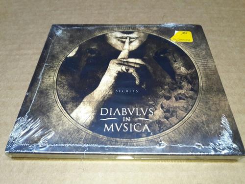 Diabulus In Musica - Secrets (cd Europeo)
