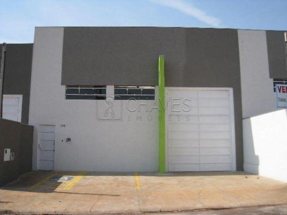 Galpão Comercial Em Ribeirão Preto - Sp - Ga0006_chaves