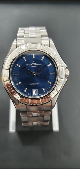 Relógio Suíço Baume Et Mercier Modelo Malibu Automatic