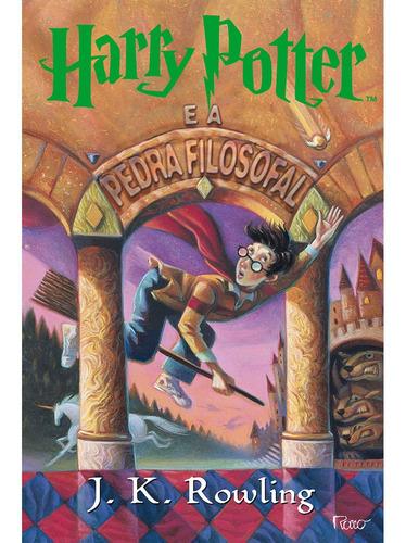 Imagem 1 de 1 de Harry Potter E A Pedra Filosofal