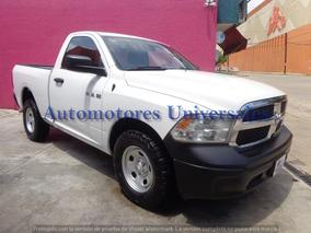 Dodge Ram 1500 St V6 4x2 2014 Blanco Brillante