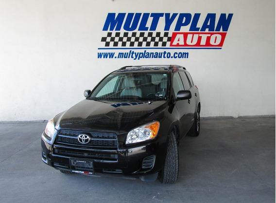 Toyota Rav4 2012 Aut Negro