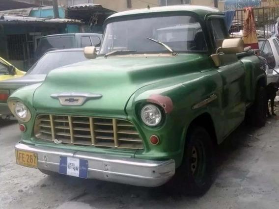 Chevrolet Apache Pick-up 1955
