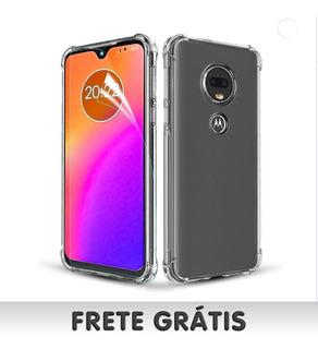 Capa Capinha Case Anti Impacto Motorola Moto G7 Play Tla 5.7