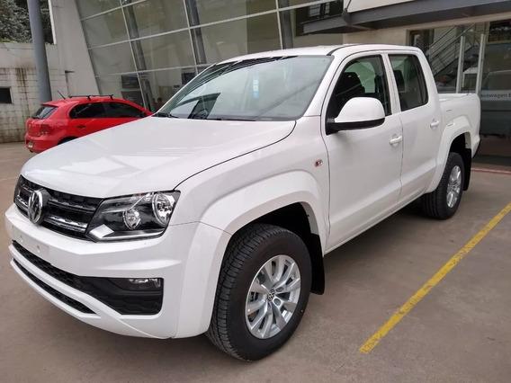 Volkswagen Amarok Comfortline Automatica 0km Fisica Blanca