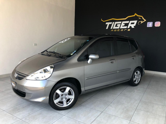 Honda Fit Lx Flex 2008 108.00km Manual