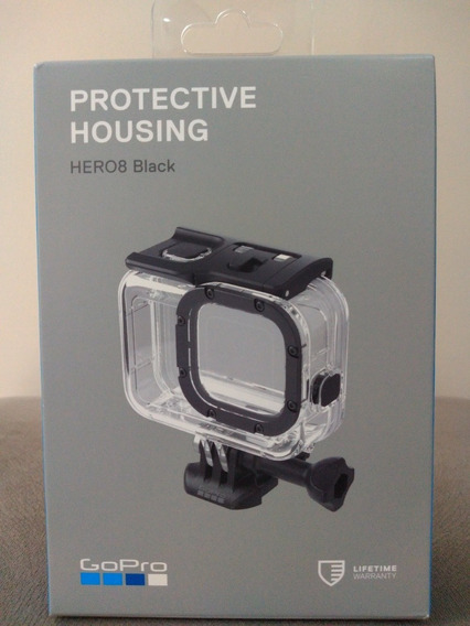 Caixa Estanque Gopro Hero 8 Black Original Protectivehousing