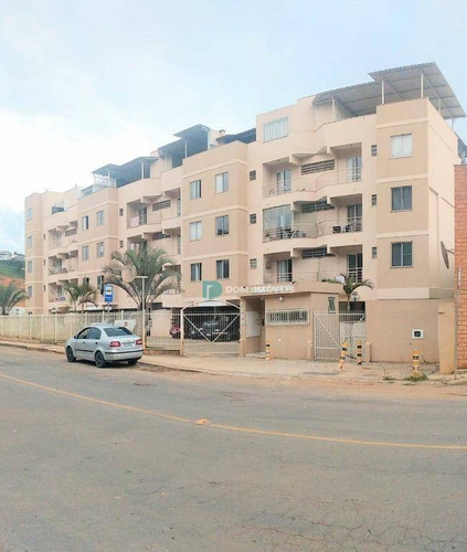 Cobertura Com 2 Dormitórios À Venda, 112 M² Por R$ 250.000,00 - Santos Dumont - Juiz De Fora/mg - Co0246