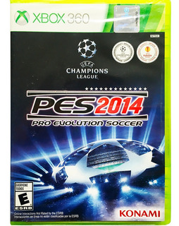Pes 2014 Nuevo - Xbox 360