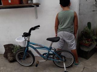Bicicleta Rodado 16. Impecable.