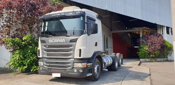 Scania G 420 6x2 Ano 2010 /2011