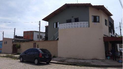 Imagem 1 de 14 de Casa Com Salão No Gaivota Em Itanhaém Litoral Sul- 3693  npc