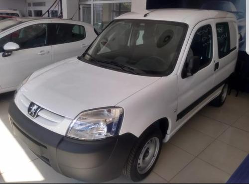 Peugeot Partner 1.6 Hdi Furgon Confort 92 5as (h)