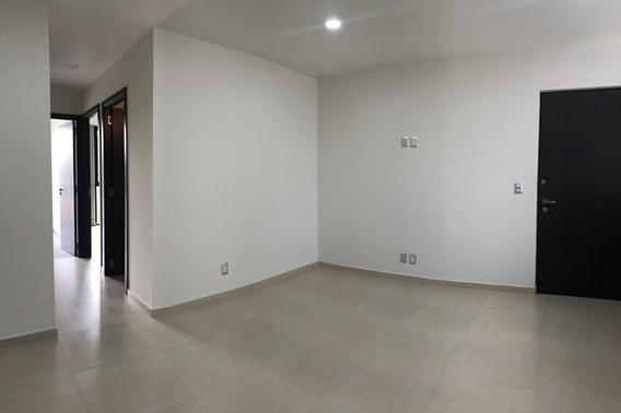 Departamento Nuevo En Renta, Residencial Vértice 25, Colonia San Rafael, Guillermo Prieto 25 | Departamento En Renta
