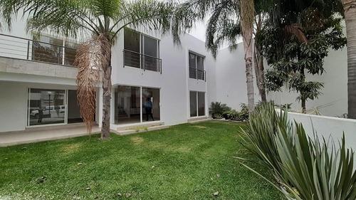 Venta De Preciosa Casa Nueva En Amatitlan Cuernavaca