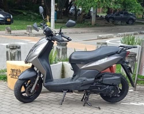 Akt Dynamic 125 2016 Moto Scooter / Scuter Enc Eléctrica