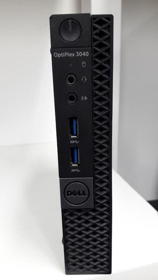 Computador Dell 3040 Micro Core I3 6° Geração - C/ Garantia