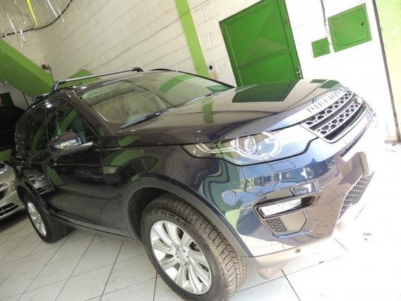 Discovery Sport 2.0 16v Td4 Turbo Diesel Se 4p Automático