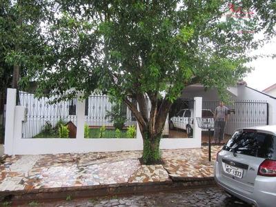 Casa Residencial À Venda, Jardim N Horizonte, Foz Do Iguaçu. - Ca0120