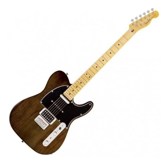 Guitarra Elec Fender Telecaster Plus Modern Player Charcoal