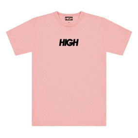 Camiseta High Company Moda Marca Camisa Skate Sk8 Oferta