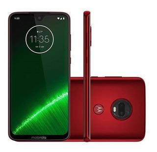 Smartphone Motorola Moto G7 Plus Dual Sim 64gb 6.2 16+5mp