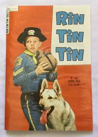 Rin Tin Tin - 1ª Série - Nº 50 - Fac-símile