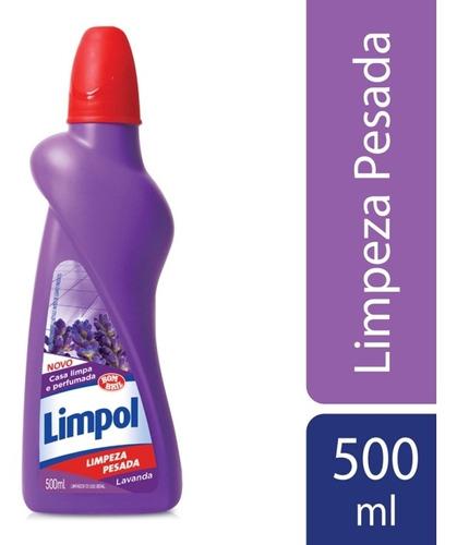 Limpeza Pesada Limpol Lavanda 500ml