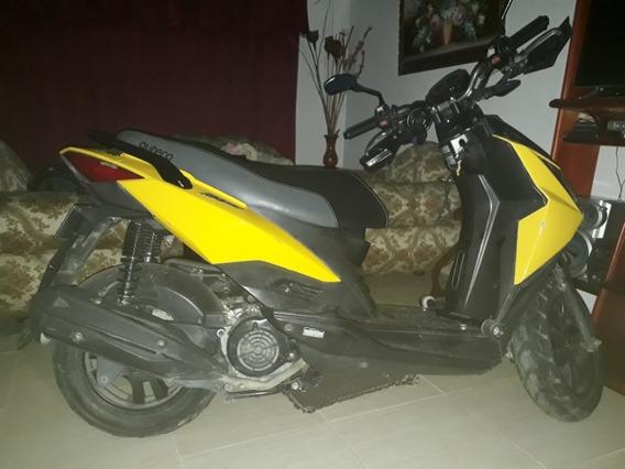 Moto Scooter Kymco Rocker