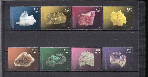 Argentina: Series Completas Tema Minerales