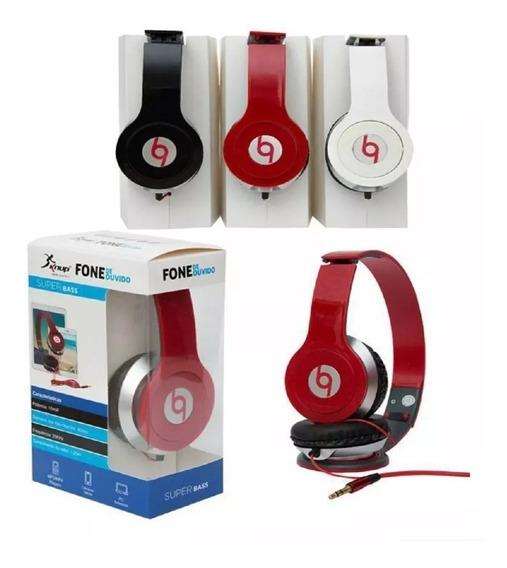Fone De Ouvido Style Headfone Várias Cores Promoção