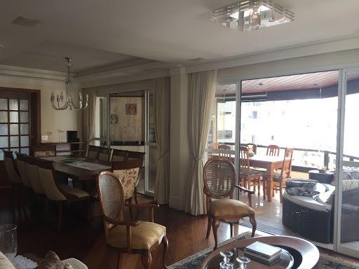 Apartamento Com 4 Dormitórios À Venda, 240 M² Por R$ 2.200.000,00 - Perdizes - São Paulo/sp - Ap1658