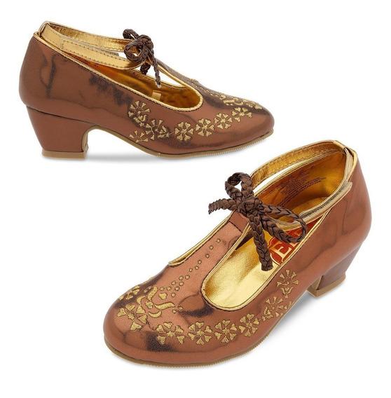 Sapato Elena De Avalon Original Disney Pronta Entrega