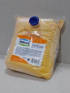 Cheddar Untable X 3.5 Kg Milkaut