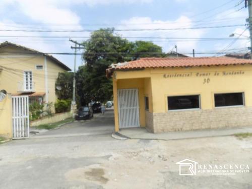 Casa De 2 Quartos Em Campo Grande [fsg 110]  - Fsg 110