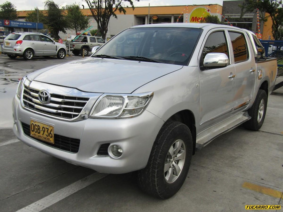 Toyota Hilux Gt Full Equipo