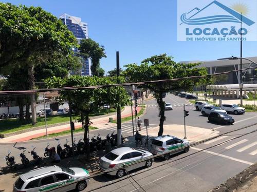 Alugo Apartamento 1 Dormitório, Reformado, 1 Andar, Ponta Da - 2136