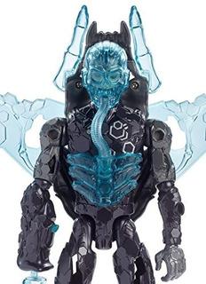 Mortum Murcielago Figura De Accion Max Steel