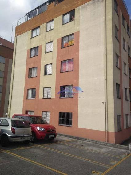 Apartamento Com 3 Dormitórios À Venda, 50 M² Por R$ 185.000 - Vila Progresso (zona Leste) - São Paulo/sp - Ap0139