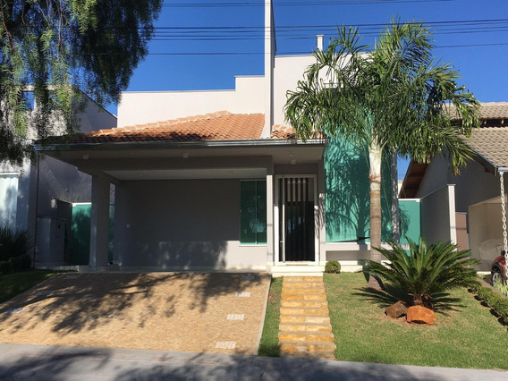Casa De Condomínio Em Londrina - Pr - Ca1130_arbo