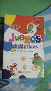 Libros De Juegos Actividades Didacticas