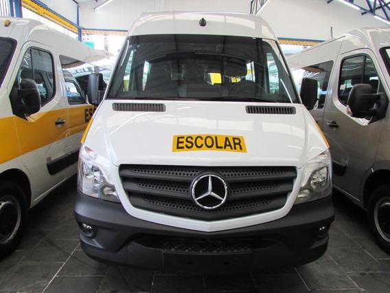 Mercedes-benz Sprinter Escolar 0km 20 Lugares