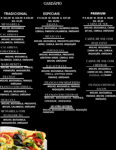 Pizzaria Saveur Delivery