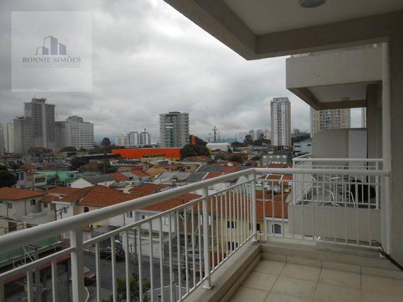 Sala À Venda E À Locação, Mooca, 40 M² - São Paulo/sp - Sa0312